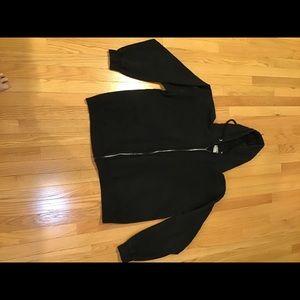 Hanes  Hoodie Sweatshirt. size X in good cond